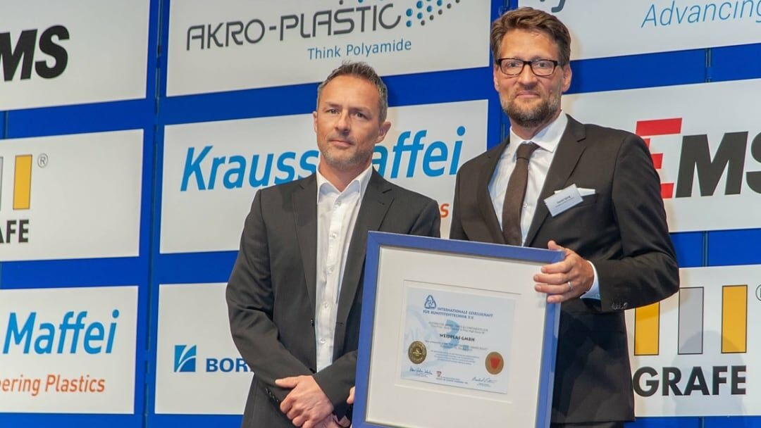 Automotive Award für unsere ColorFuse Technologie